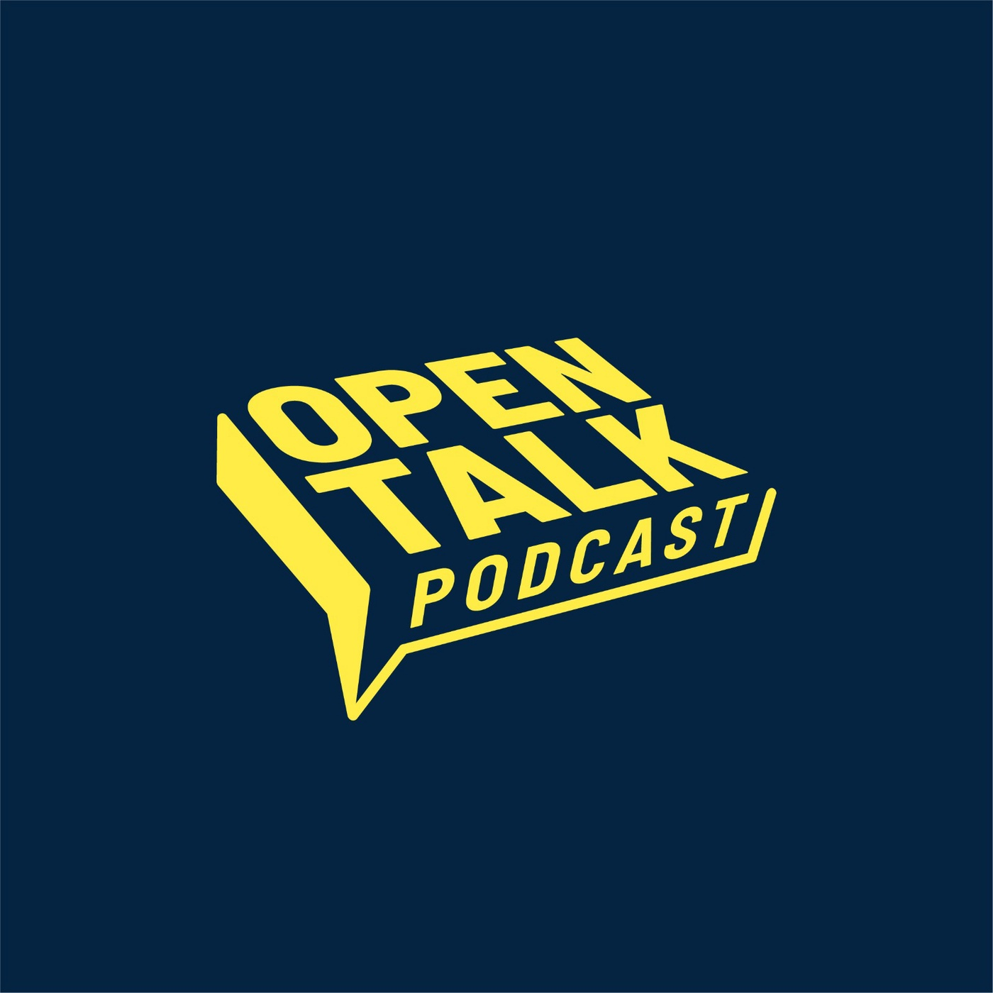 Open Talk Podcast Cover